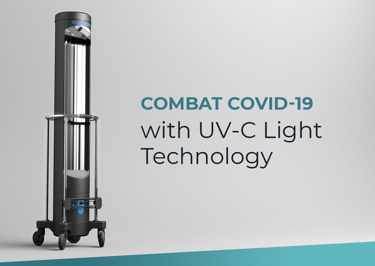 UV Light Disinfection - Combat Covid-19