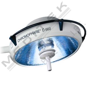 Berchtold Chromophare D660 Dual Head Surgical Light