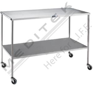 Meditek Instrument Tables