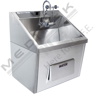 Skytron Single Bay Scrub Sink