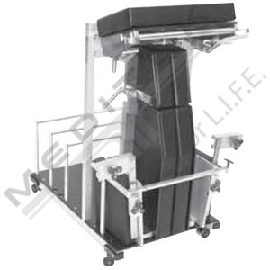 Universal Split Leg Unit Storage Cart Holders