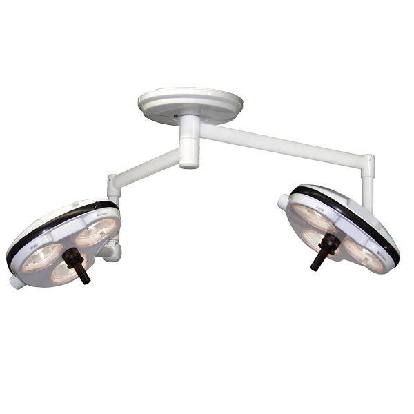 Skytron Dual Head Stellar Surgical Lights