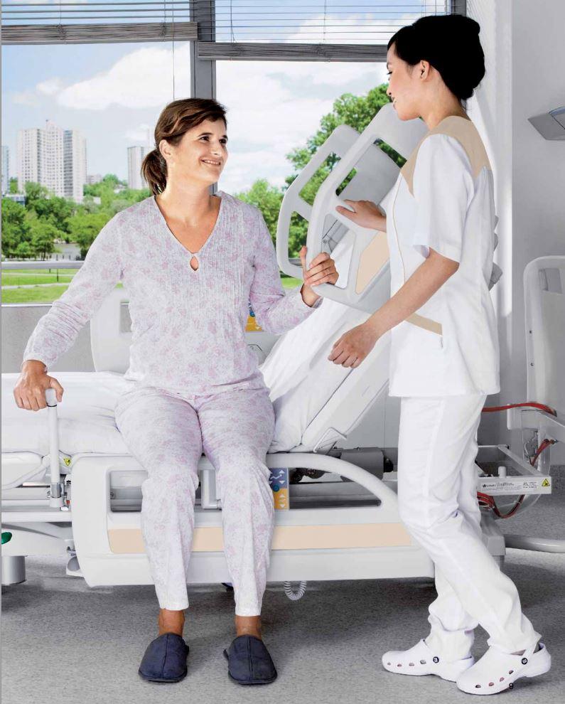 Linet Hospital bed