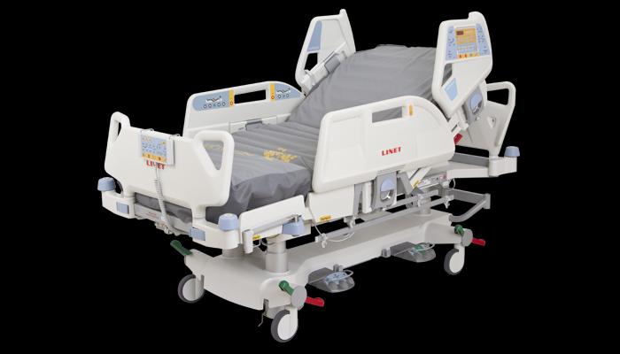 466-0100-0005 linet hospital bed