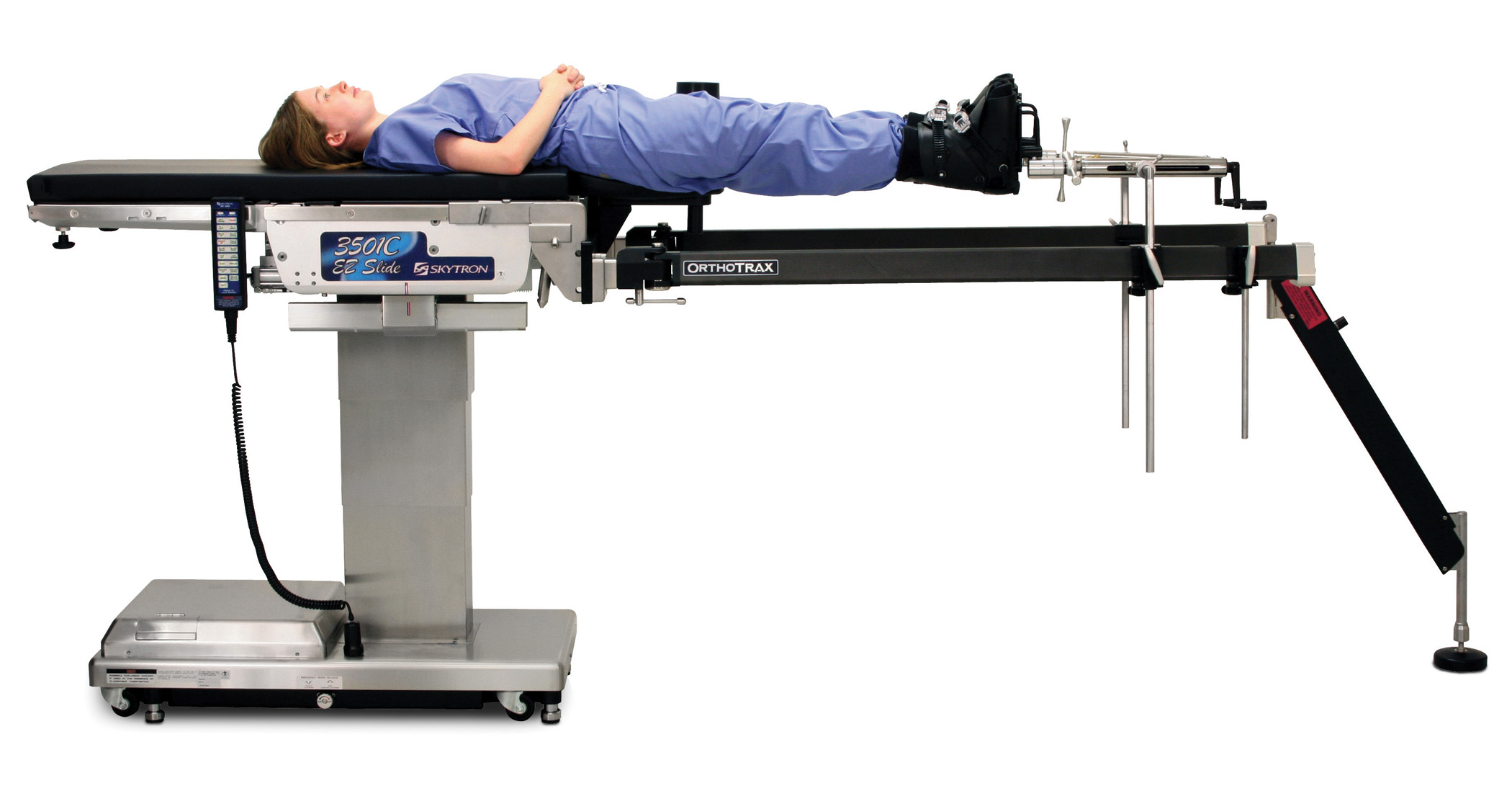 OrthoTrax Orthopaedic Surgery Table