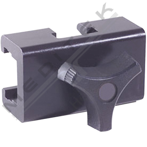Premium Side Rail/Foot Extension Clamp Meditek