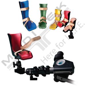 Meditek leg supports