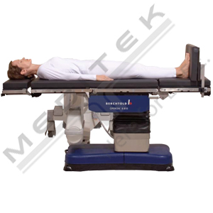 Berthtold B810 General Surgical Table