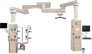 Amico operating room surgical Booms