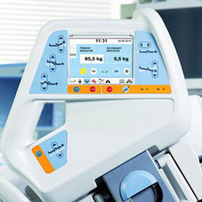 Hospital beds Automatic Weigh Scales