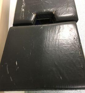 Broken Mattress Cushion