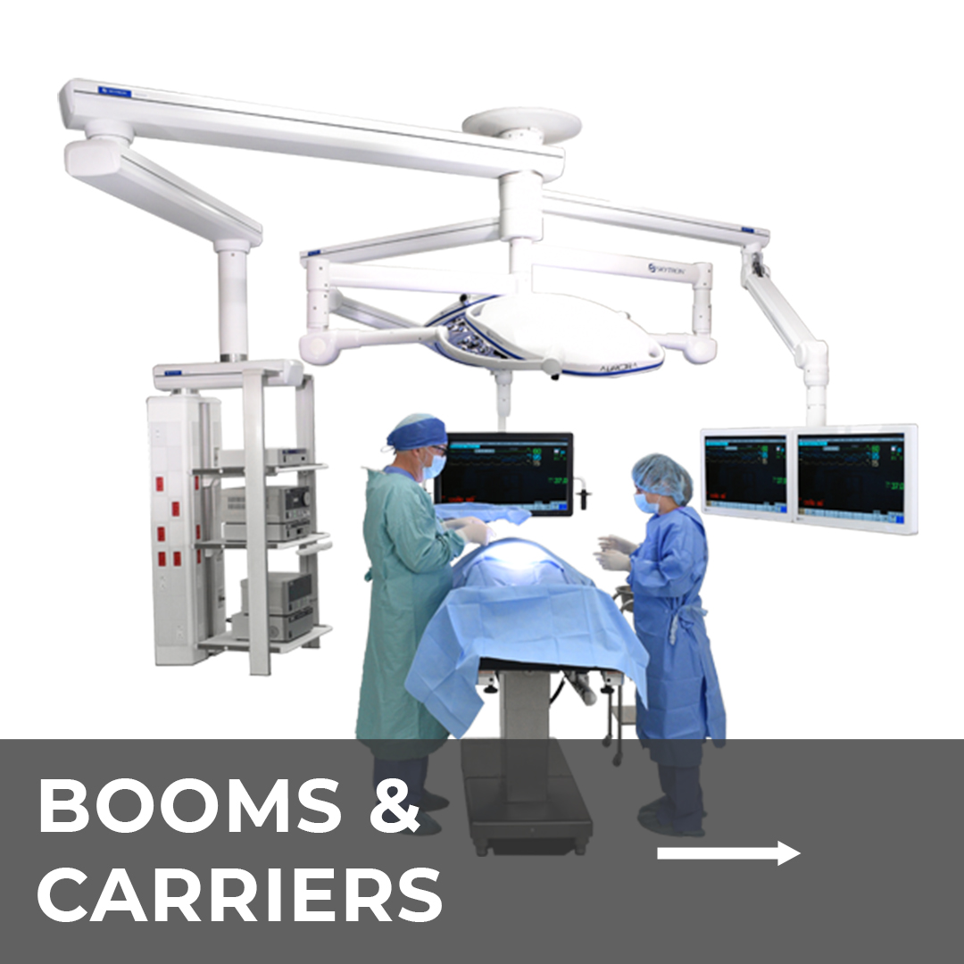 Equipment Booms & Carriers
