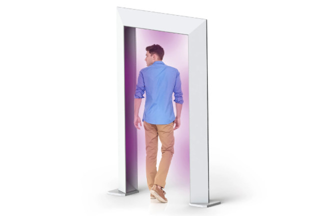 Healthe ENTRY Gate - Person