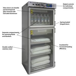 J3 Warming Cabinet
