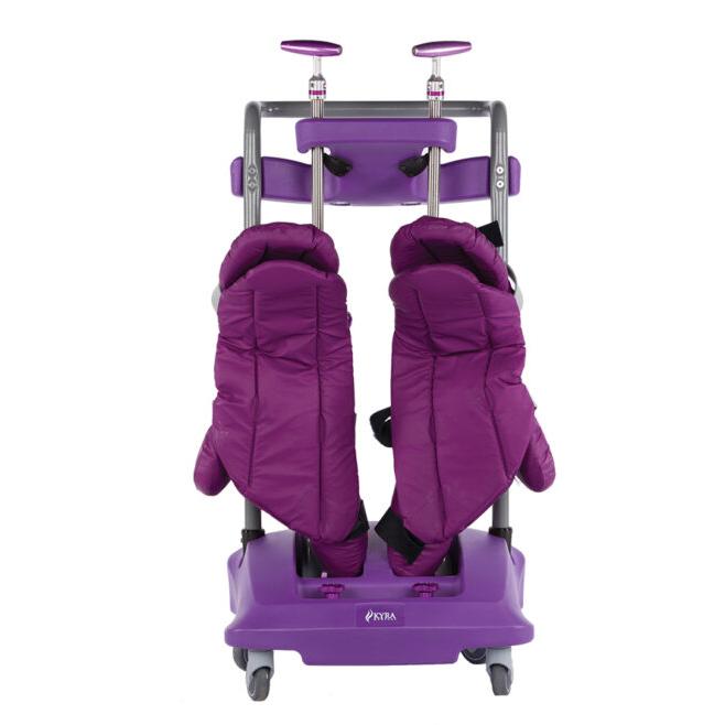 KYRA Purple Stirrup Cart