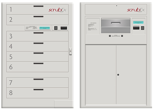 FAQ for scrubEx Automated Scrub Dispensers | Meditek