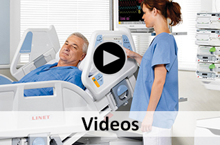 Linet Hospital Beds Videos