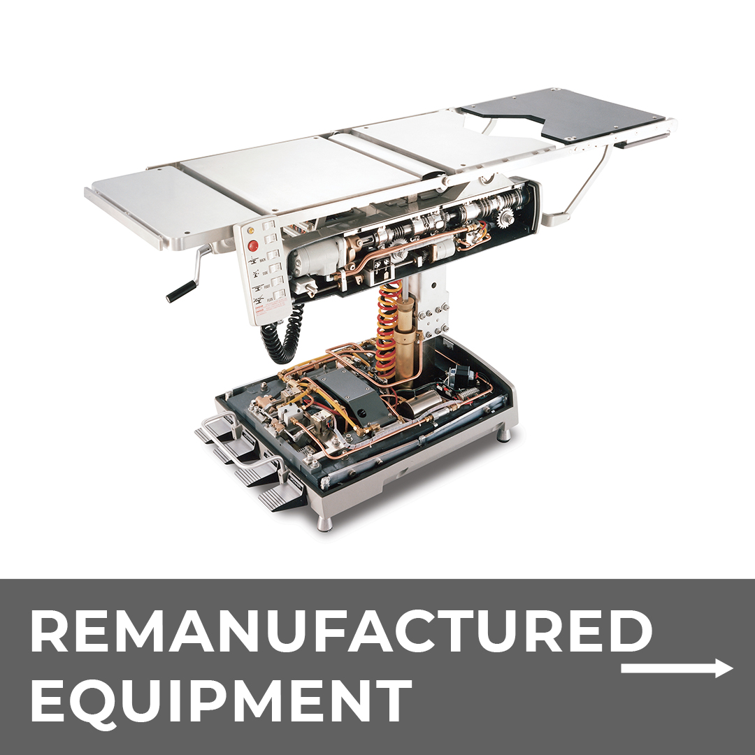 Remanufactured Surgical Equipment