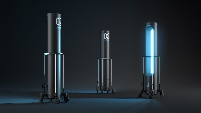UV Light Disinfection Robots - Surfacide