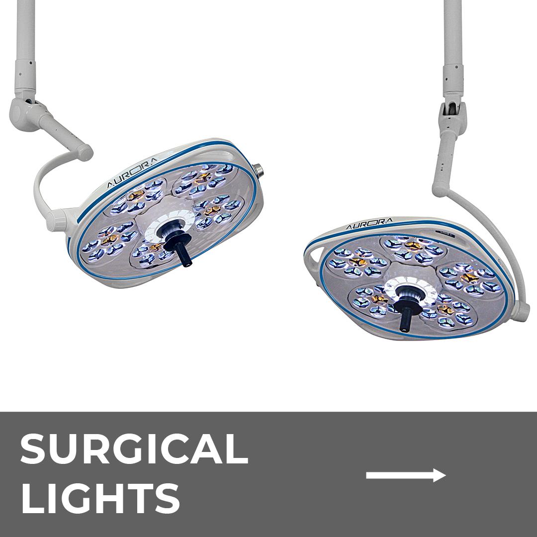 Surgical & Medical Lights