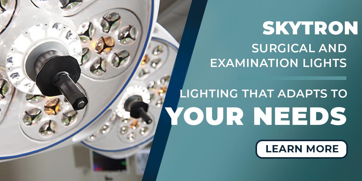 Skytron Surgical Lights - MEDITEK