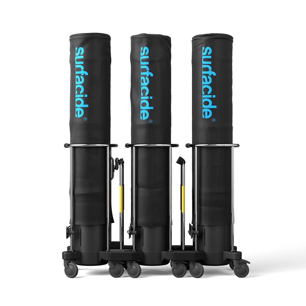 UV Light Disinfection Robots