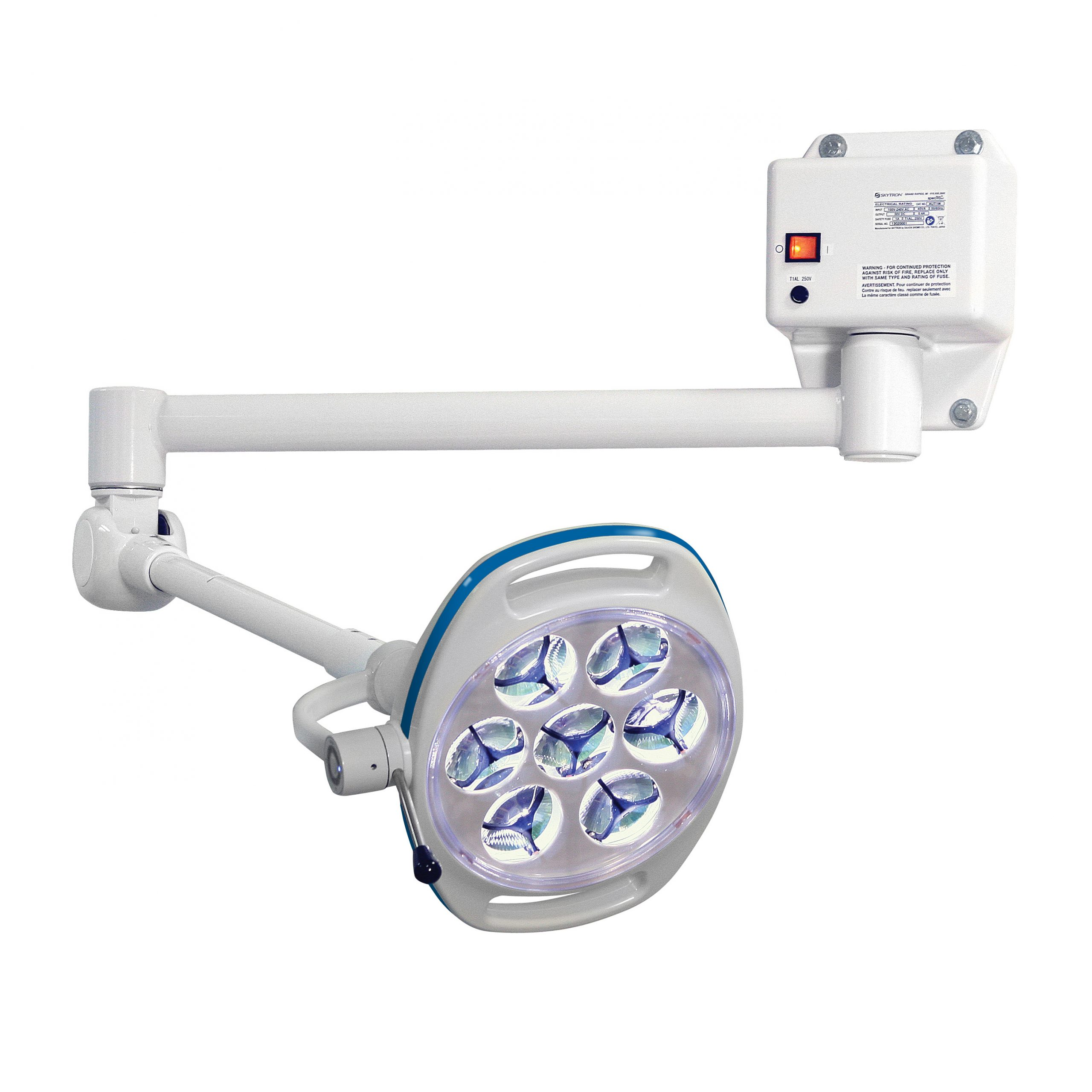 Wall Mounted Surgical Lights
