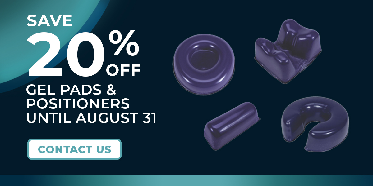 Gel Pads and Positioners - 20% OFF