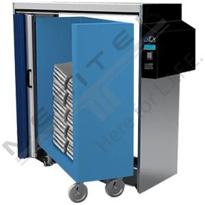 alEx linen supply cart