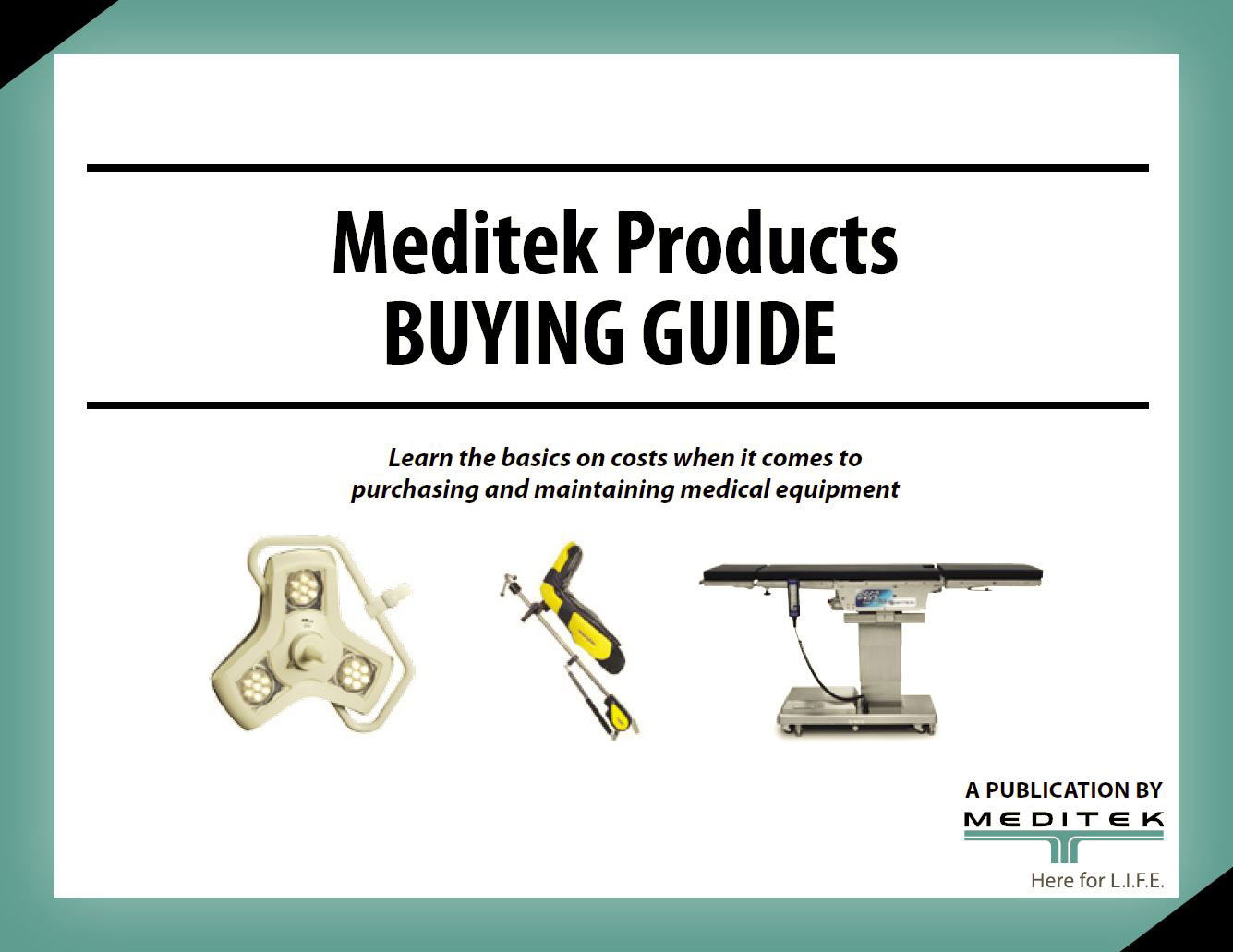 Meditek General Surgery Table Buyer's Guide