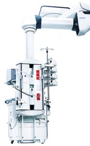 Maquet equipment boom
