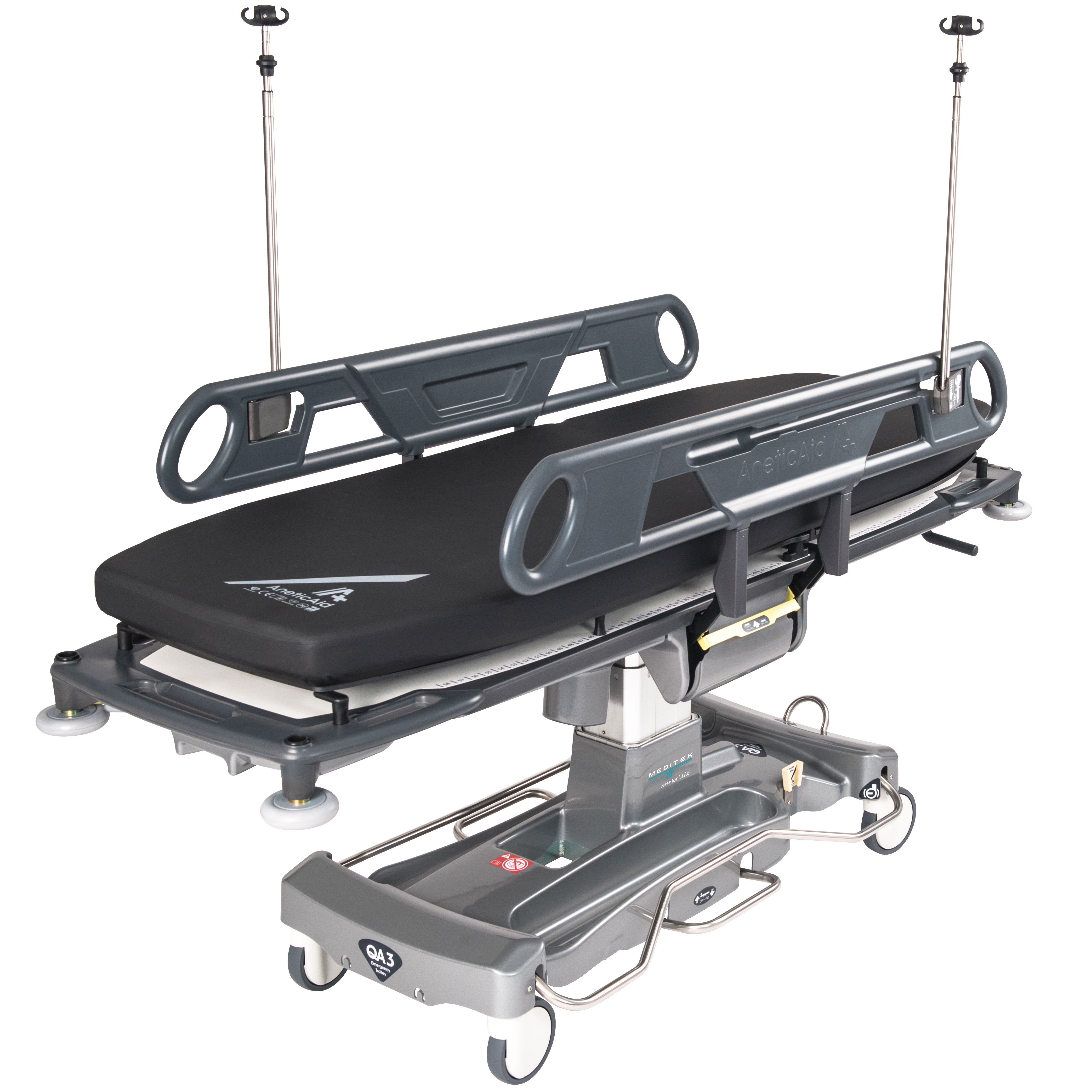 Meditek QA3 Trauma Stretcher