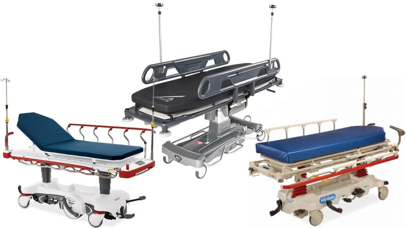 trauma stretchers