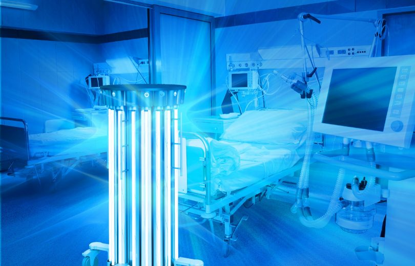 Uv Sterilization Robots The Latest Infection Prevention